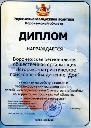 2008 д бесолицын