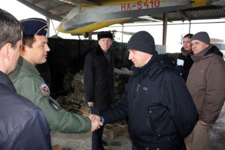 Встреча с командованием авиабазы г. Сольнок [1280x768 копия]